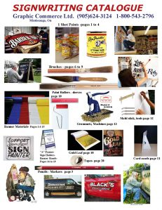 Download Signwriter Catalogue