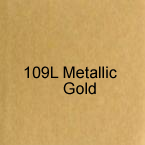 109L Metallic Gold