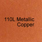 110L Metallic Copper