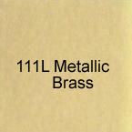 111L Metallic Brass