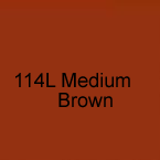 114L Medium Brown