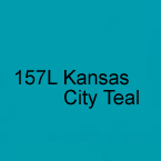157L Kansas City Teal