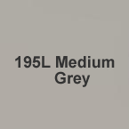 195L Medium Grey