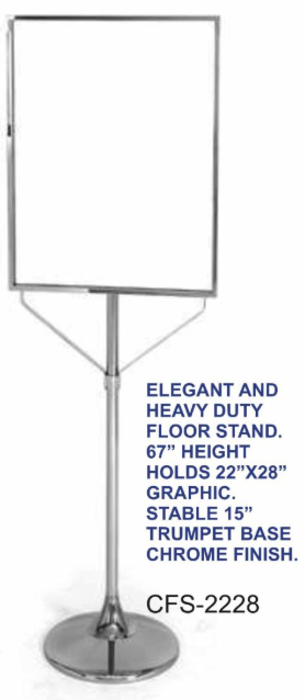 cfs 2228 floor stand