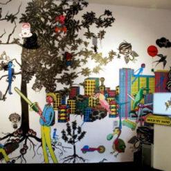MacTac Oodle Wall Media
