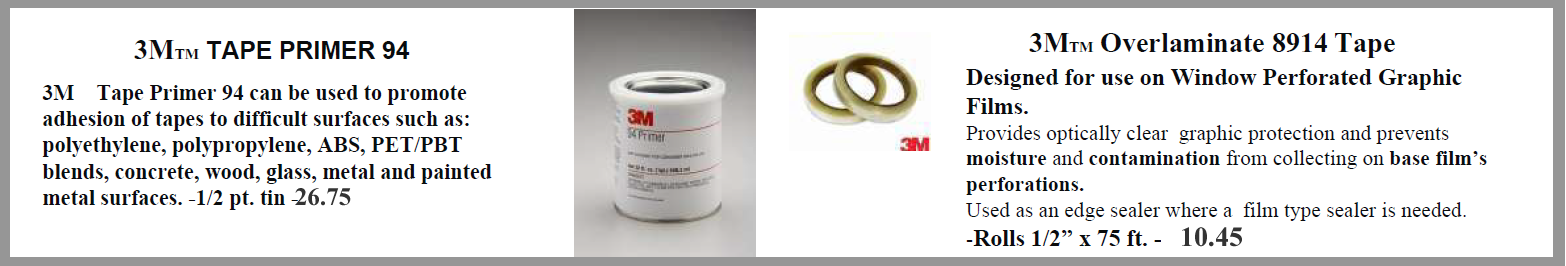 adhesives 5 2 - Adhesives - Spray, Cement, Tape