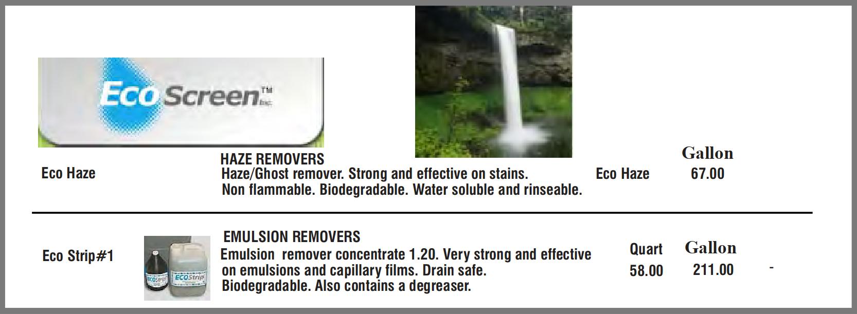 emulsion remover 3 1 - Screen Emulsion and Stencil Removers