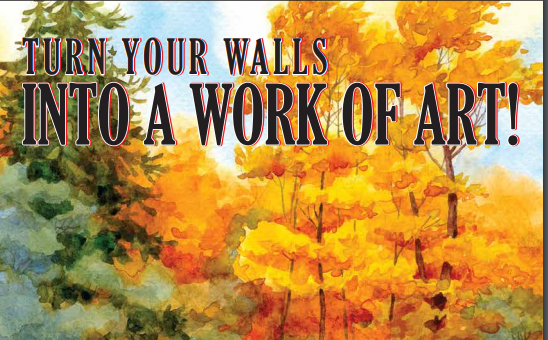 turn your walls 3 - Wall Media