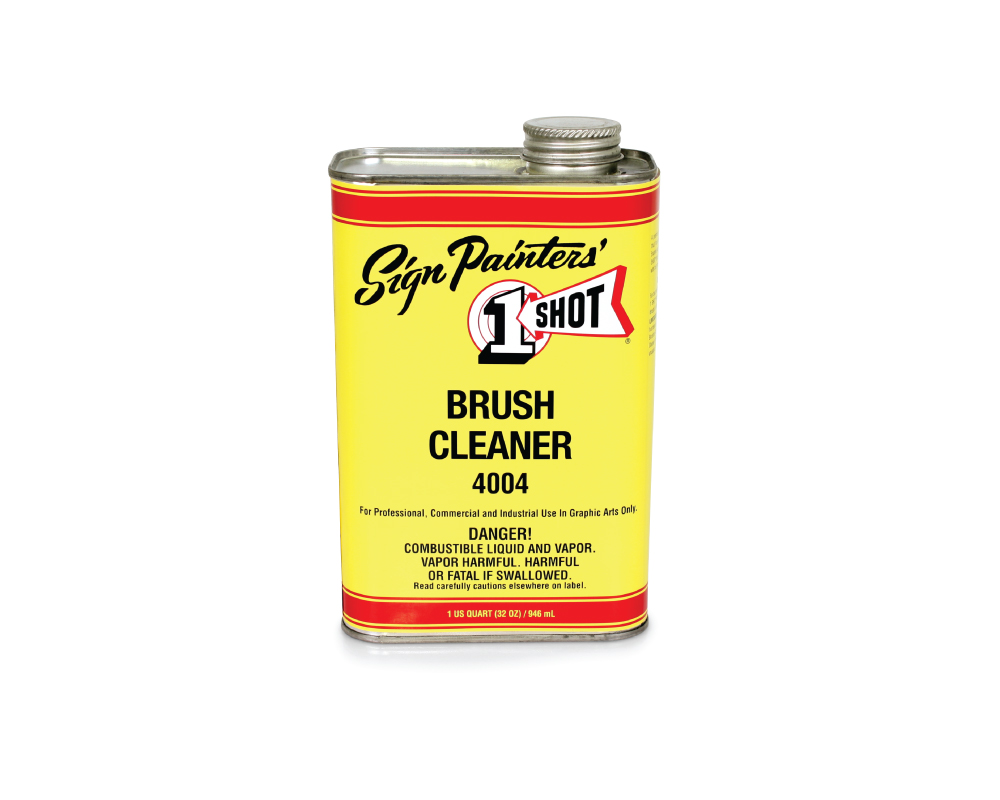 brush cleaner 1 - Brushes for the Sign Industry