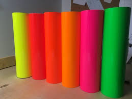 fluor vinyl image - SMF Fluorescent Vinyl