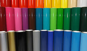 sign vinyl rolls 4 1 - Ultra Gloss 2.8 mil Premium Calendered