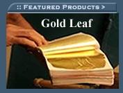 Gold leaf April21 - Home Page